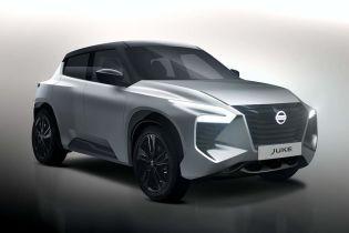 Nissan Juke радикально изменит стиль