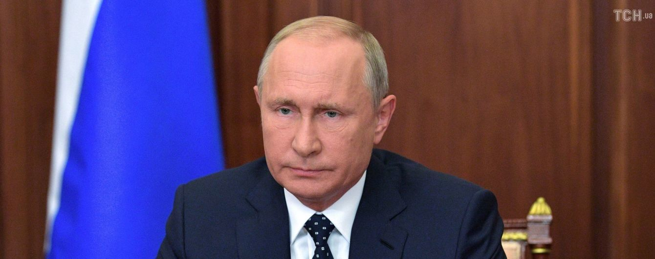 Путін не дивився інтерв'ю підозрюваних в отруєнні Скрипалів - Пєсков