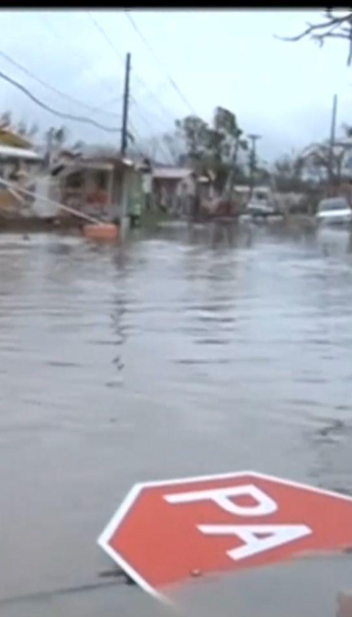 """Чиновники Пуерто-Ріко визнали майже 3 тисячі жертв урагану """"Марія"""""""