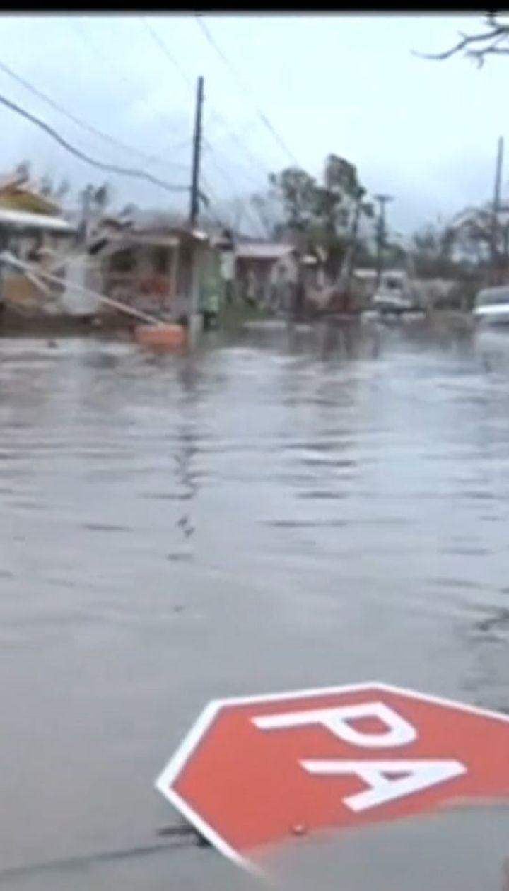 """Чиновники Пуэрто-Рико признали почти 3 тысячи жертв урагана """"Мария"""""""