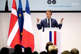 Макрон назвав себе головним опонентом європейських популістів