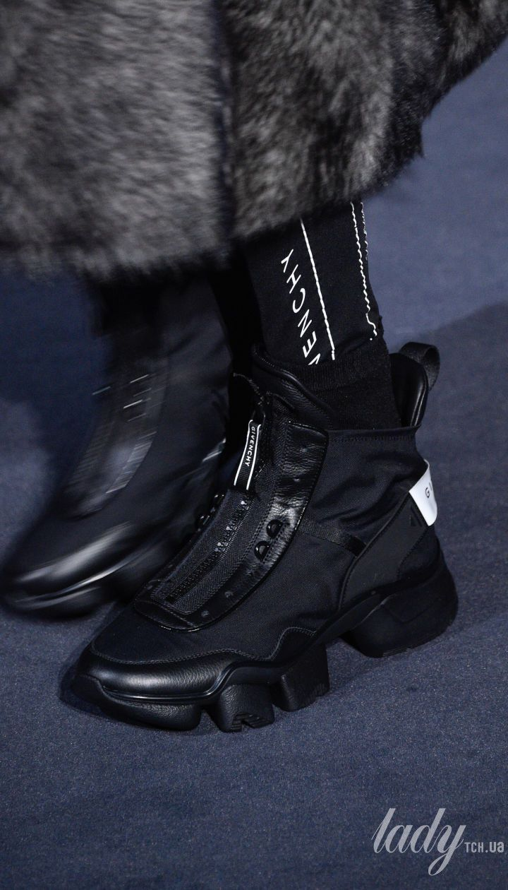 Коллекция Givenchy  прет-а-порте сезона осень-зима 2018-2019