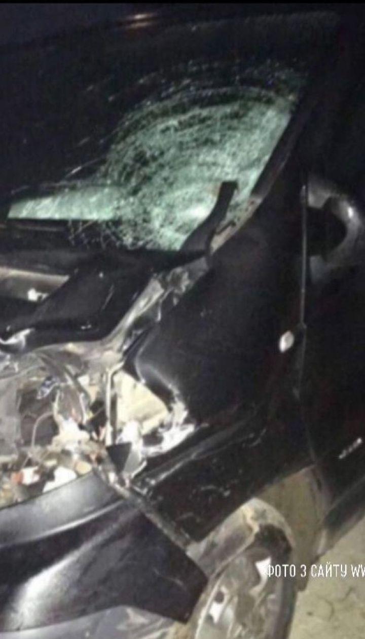 На Львівщині працівник поліції на смерть збив двох скутеристів