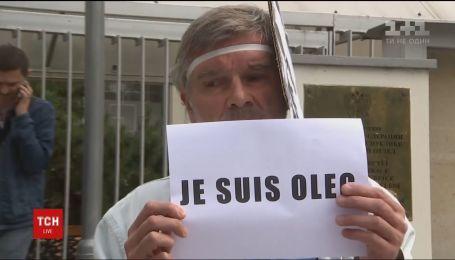 Олег Сенцов написав листа, в якому розповів про свій стан