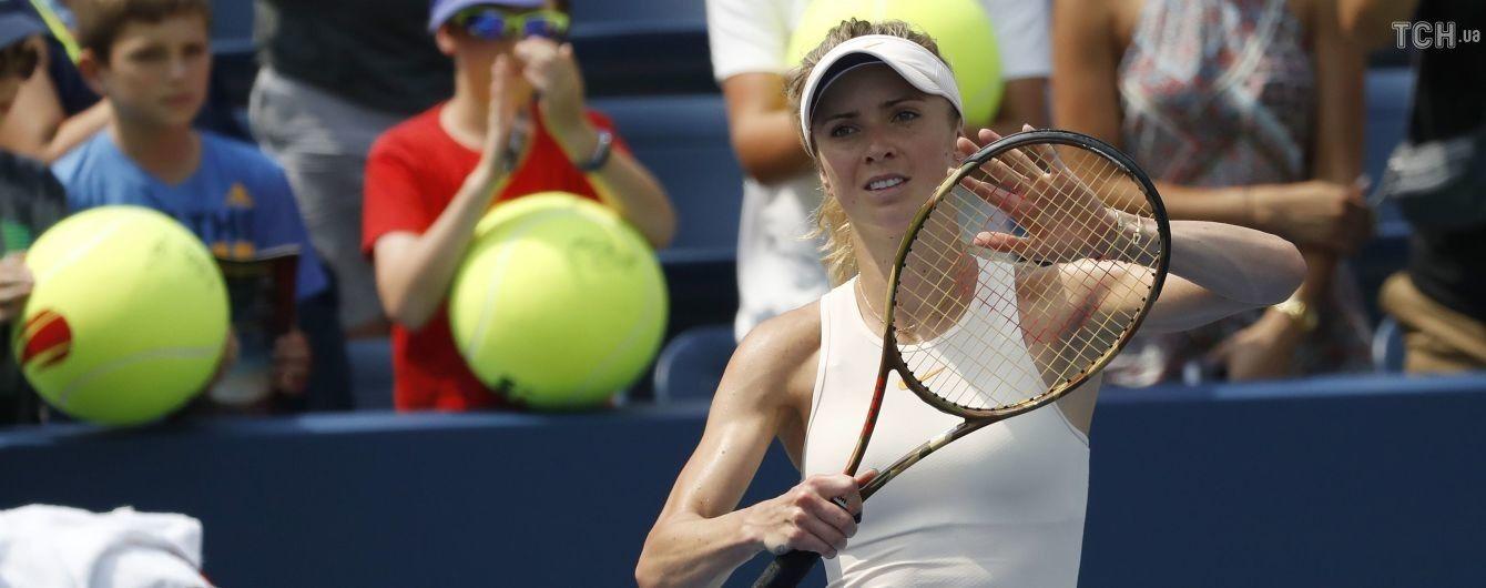 Рейтинг WTA: Свитолина после провального турнира в Китае ворвется в топ-5