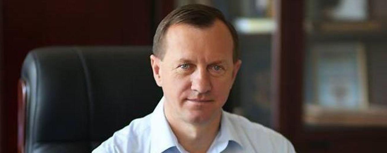Суд арестовал мэра Ужгорода и определил залог почти в полмиллиона гривен