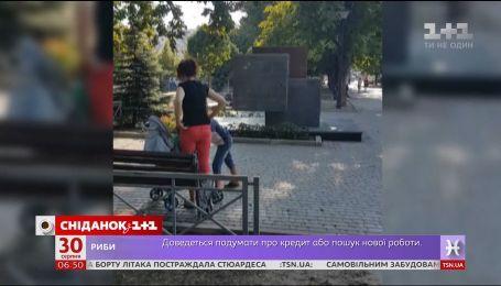 Привселюдне знущання над дитиною: інцидент у Харкові збурив користувачів соцмереж