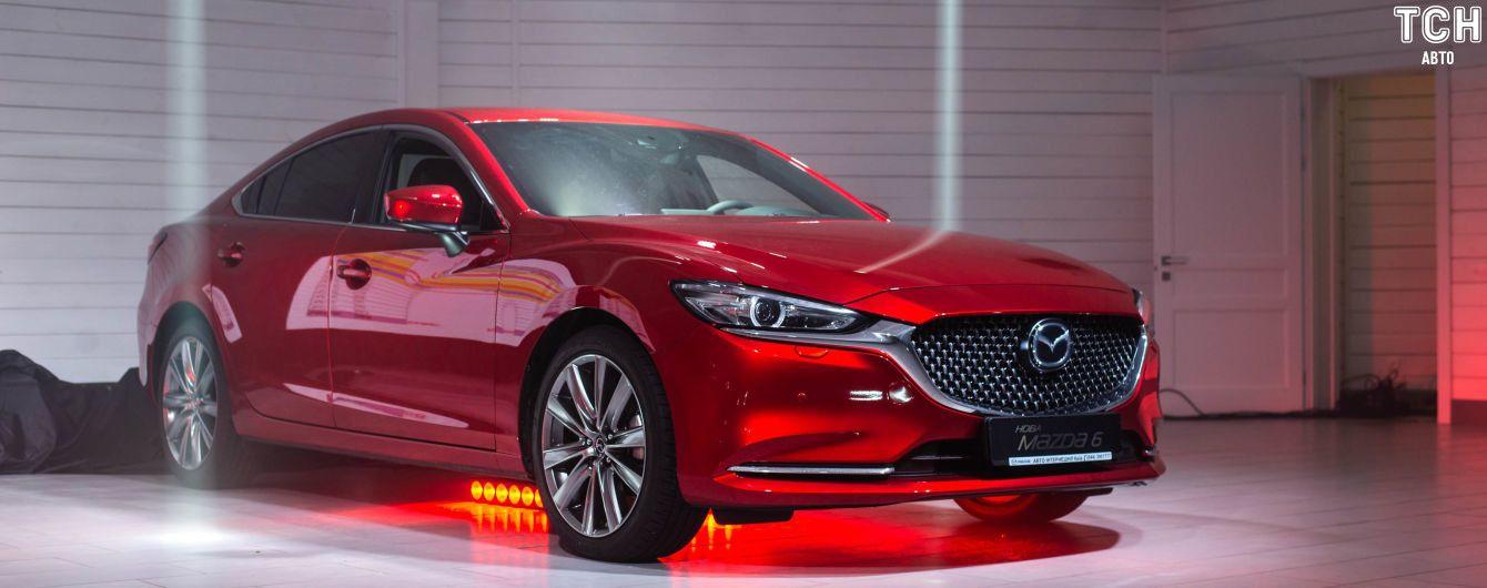 """Все об автомобиле Mazda 6: почему """"японец"""" настолько популярен и кто его главные конкуренты"""