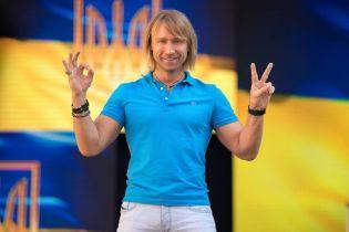 Олег Винник похвастался необычным подарком