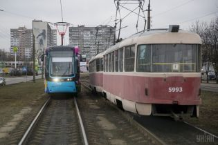 У Києві планують побудувати трамвайну лінію Троєщина - Осокорки