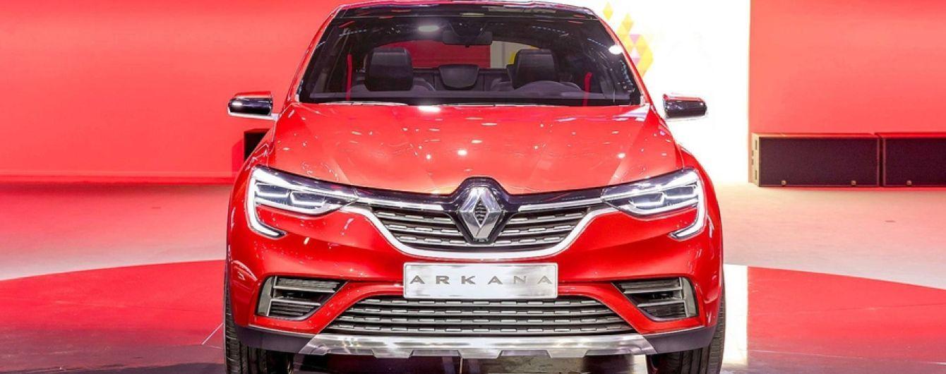 На українському ринку може з'явитися спецверсія кросовера Renault, який збирають на ЗАЗ