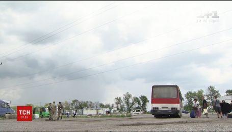 КПВВ на Донбасі скорочують час роботи від 1 вересня