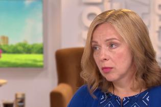 Олена Савченко розповіла про життя та домашнє насильство актора Кошелева, який побив її до гематом
