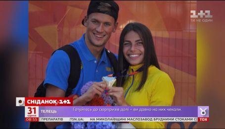 Найкрасивіша пара українського спорту: історія кохання Михайла Романчука та Марини Бех
