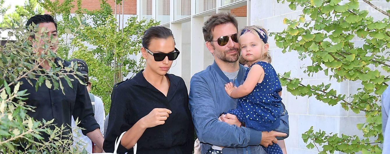 Ирина Шейк и Брэдли Купер договорились относительно опеки над дочерью - СМИ
