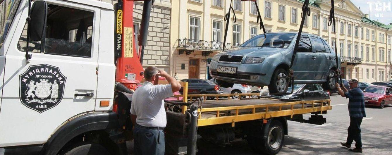В Украине за нарушение некоторых ПДД штрафы возрастут в 20 раз