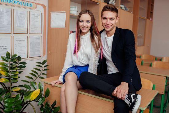 """Перші серії другого сезону серіалу """"Школа"""" очолили тренди українського Youtube"""