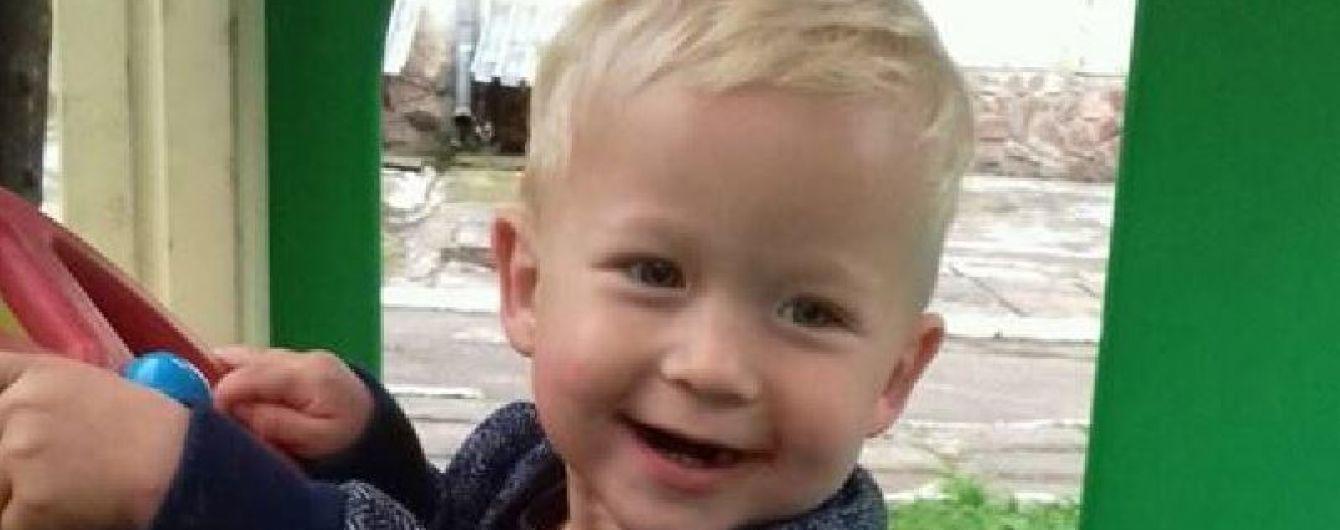 Родина Марка просить допомогти подарувати сину повноцінне майбутнє