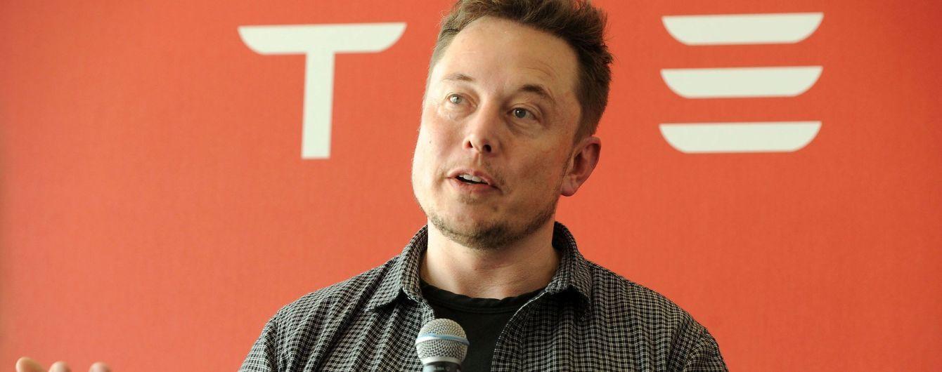Илон Маск рассказал, почему Tesla грозит банкротство
