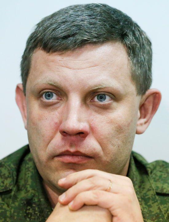 Слідчий комітет РФ порушив справу через вбивство Захарченка
