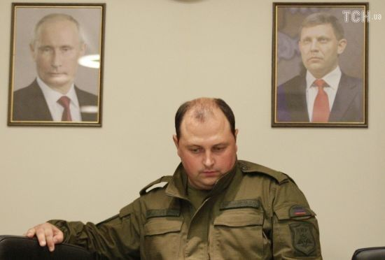 """Новий ватажок """"ДНР"""" заявив про затримання підозрюваних у вбивстві Захарченка"""