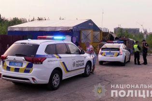 В Киеве в подземном переходе обнаружили окровавленный труп