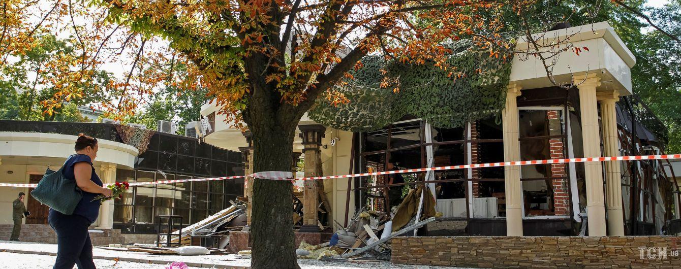 Спостерігачі ОБСЄ не бачили тіл Захарченка та його охоронця