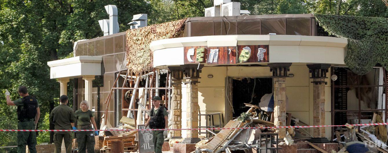"""У Донецьку місцеве """"МВС"""" показало фото підозрюваних, яких оголосили в розшук через вбивство Захарченка"""