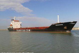 В Азовському морі силовиками РФ затримано ще одне українське судно
