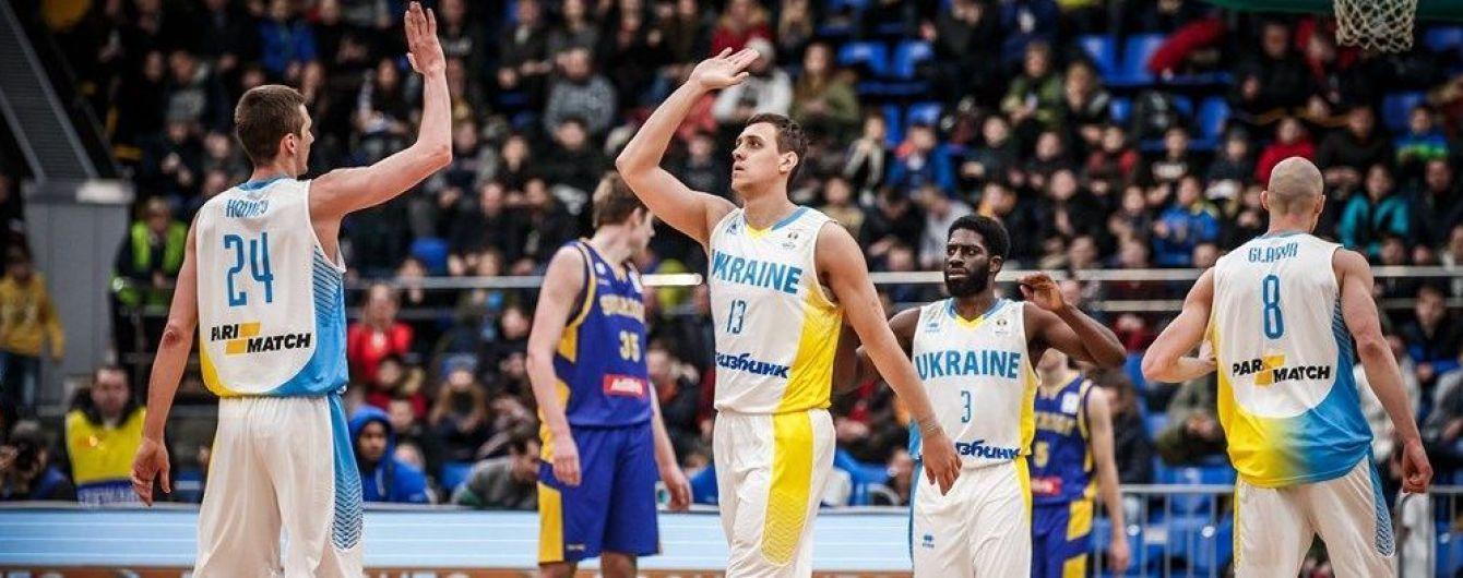 d9efd9f1 Збірна України з баскетболу оголосила склад на відбір ЧС-2019, вперше за  багато років