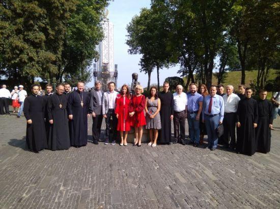 Київ приєднався до міжнародної акції до 85-х роковин Голодомору