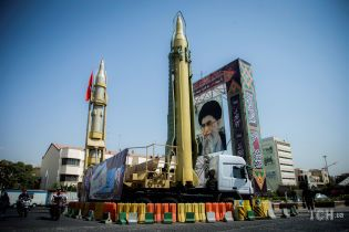 Іран будує ракетний завод у Сирії під прикриттям росіян - The Times