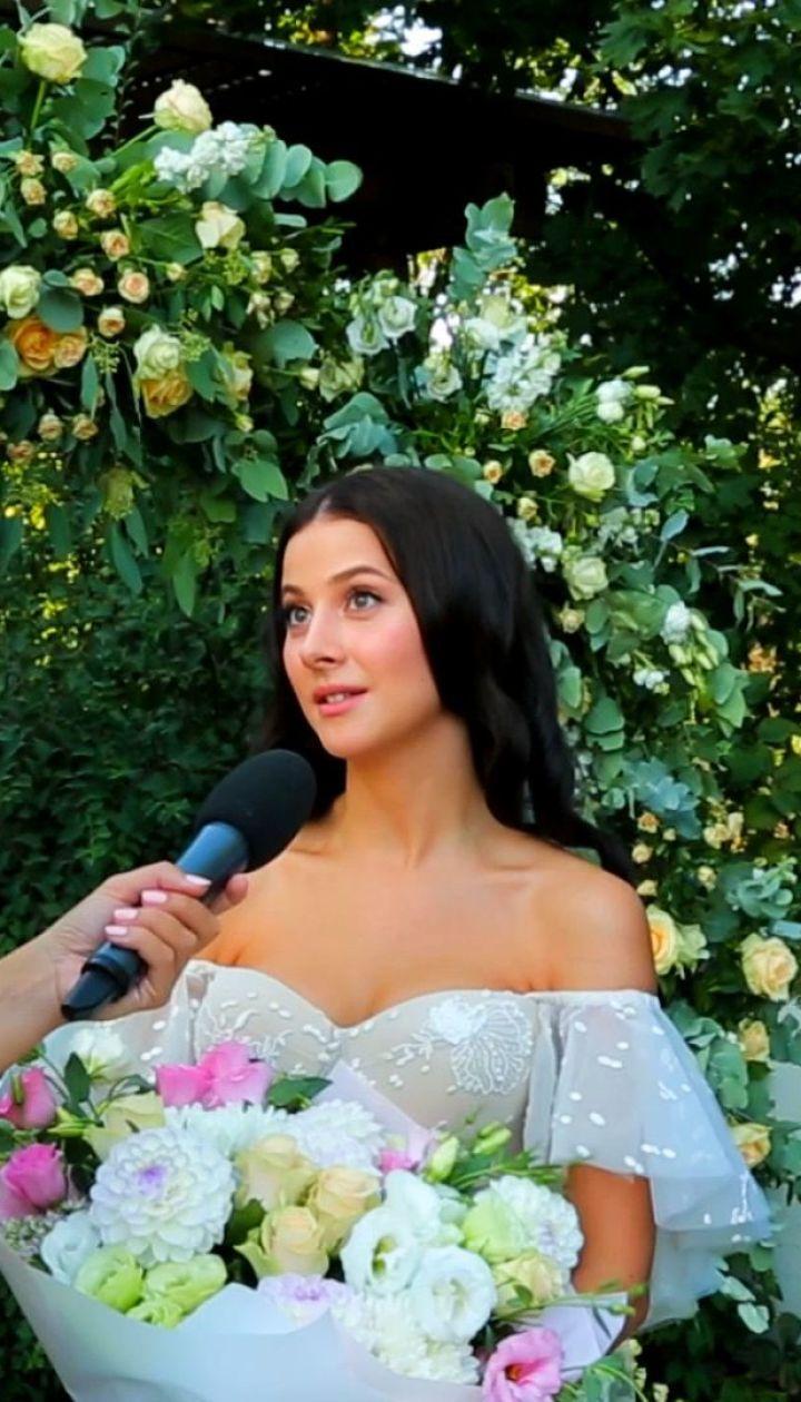 """Анастасія Кожевнікова вийшла заміж та покинула гурт """"Віа Гра"""""""