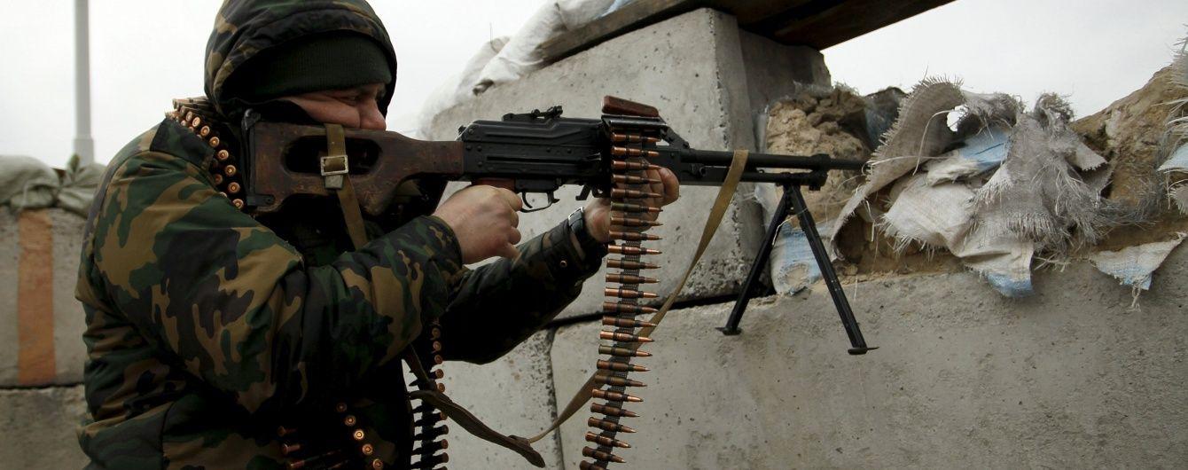 Боевики 8 раз нарушили режим перемирия на Донбассе