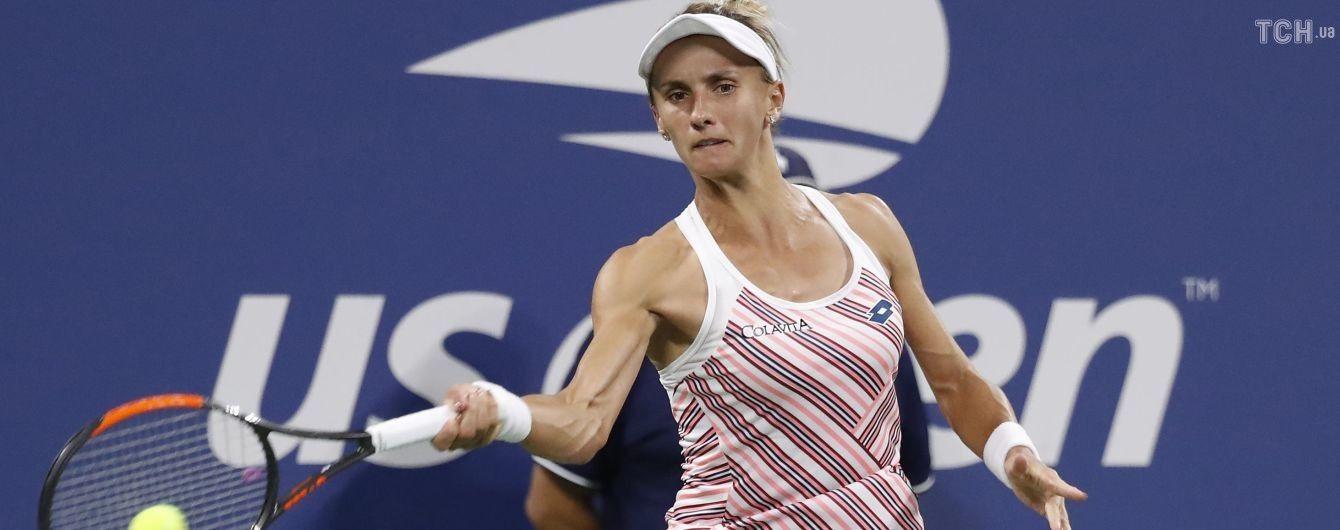 Цуренко разгромила представительницу Чехии и вышла в 1/8 финала US Open