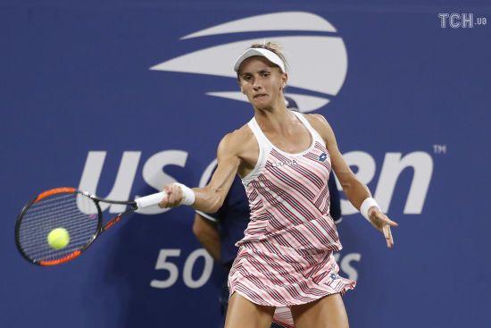 Цуренко розгромила представницю Чехії та вийшла до 1/8 фіналу US Open