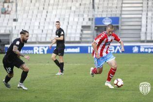 Шевченко вызвал на матчи Лиги Наций футболиста из чемпионата Испании
