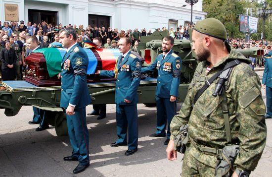 Представництво ЄС нагадало Росії про відповідальність після смерті Захарченка