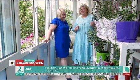 Наталія Підлісна допомогла поєднати на балконі кактуси і петунії – Турнір балконів