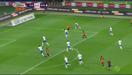 Шахтер - Мариуполь - 2:0. Видео-обзор матча