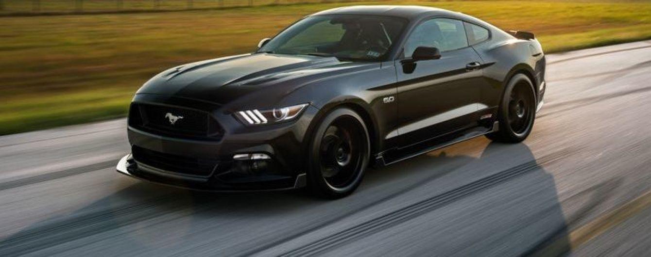Ford Mustang планують обладнати повним приводом