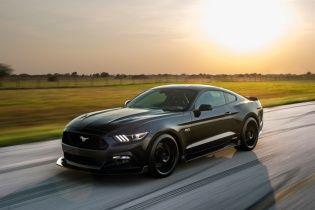 Ателье Hennessey доработало Ford Mustang GT
