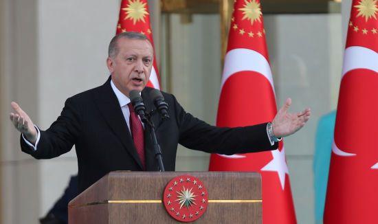 Ердоган пригрозив знищити курдів на півночі Сирії