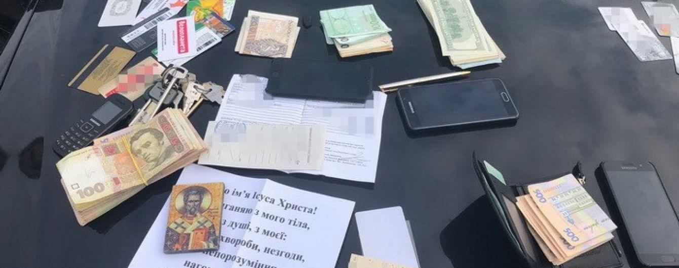 На Львовщине задержали таможенников, которые создавали препятствия предпринимателям для получения взяток