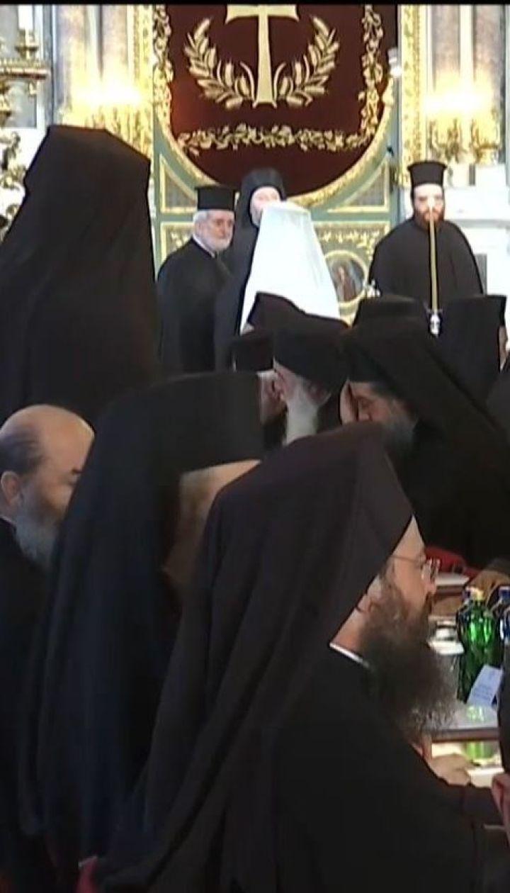 Патріархат Константинополя надаватиме автокефалію без згоди інших церков
