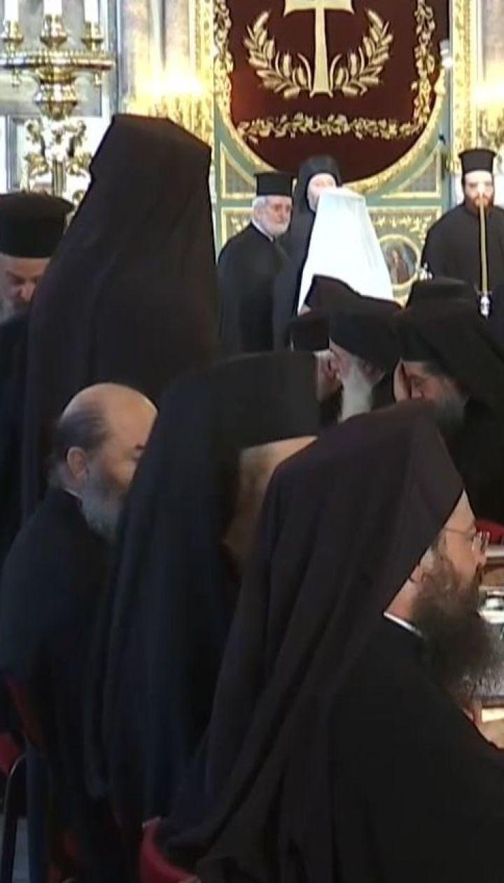 Патриархат Константинополя будет давать автокефалию без согласия других церквей
