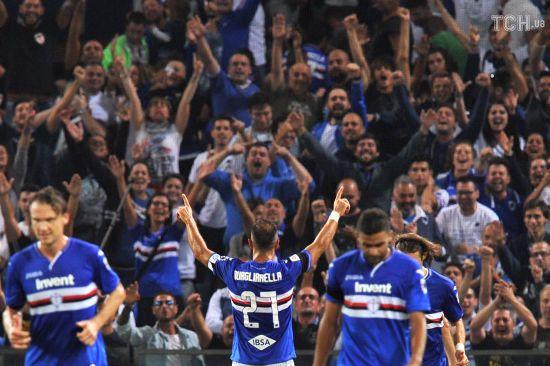 Італійський футболіст відзначився неповторним голом п'ятою у матчі чемпіонату