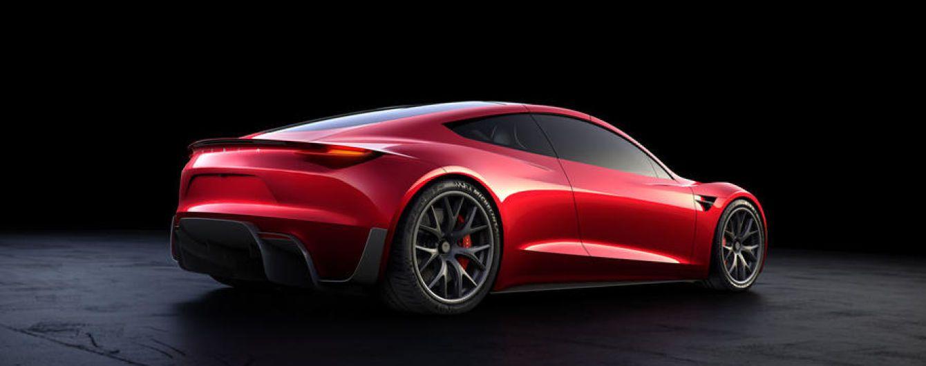 Tesla покажет в Швейцарии новый серийный электрокар