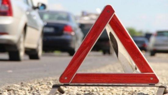 На Волині п'яний водій збив жінку з двома дітьми
