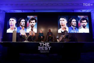 Знову без Мессі. Стали відомі імена претендентів на звання найкращого футболіста за версією ФІФА